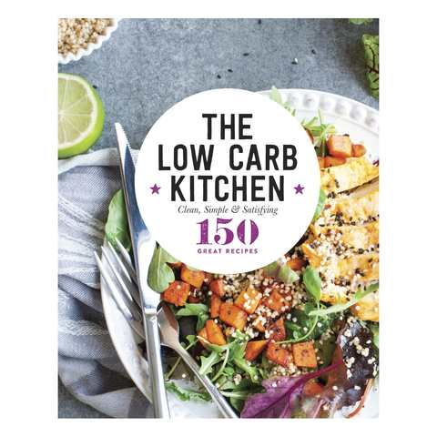 The Low Carb Kitchen  Herron Books