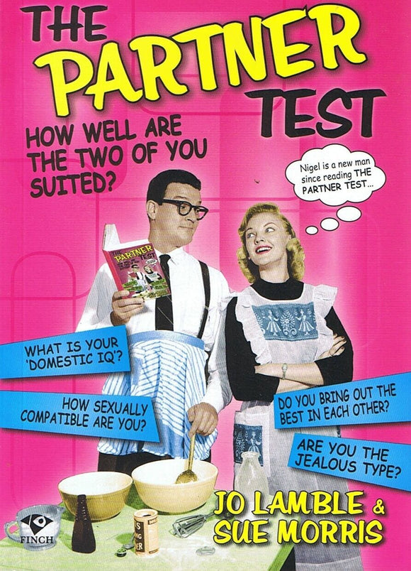 The Partner Test-Jo Lamble & Sue Morris