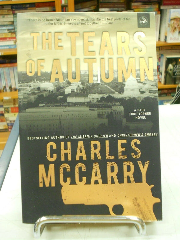 The Tears of Autumn-Charles Mccarry