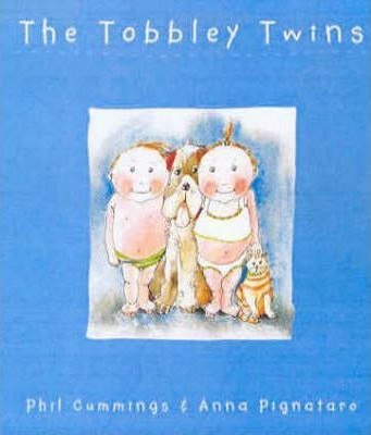 The Tobbley Twins  Phil Cummings  Anna Pignataro