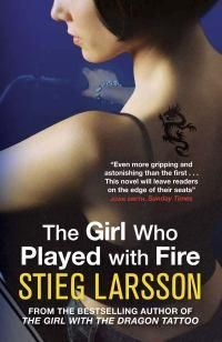 The Girl Who Played With Fire  Stieg Larsson