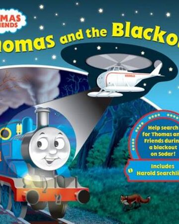 Thomas & Friends: Thomas And The Blackout   Britt Allcroft