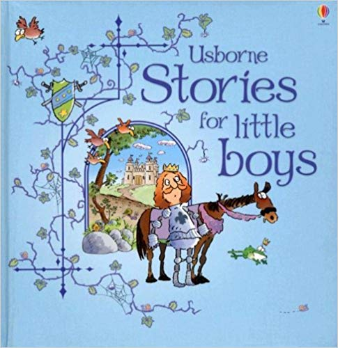 Usborne Stories For The Little Boys