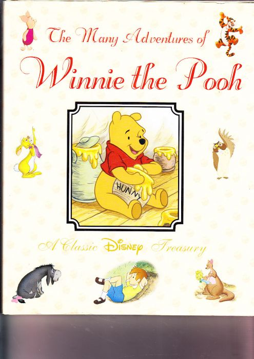 The Many Adventures of Winnie The Pooh  Janet Campbell