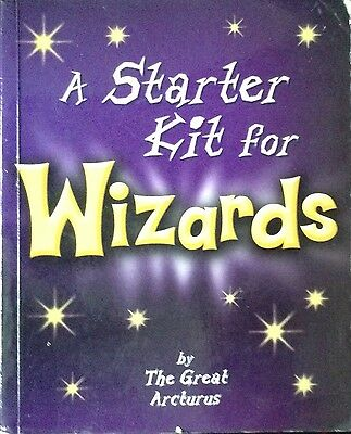 A Starter Kit For Wizards  The great Arcturus