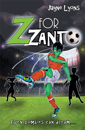 Z for Zanto By Jayne Lyons