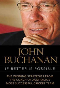 John Buchanan  If Better Is Possible