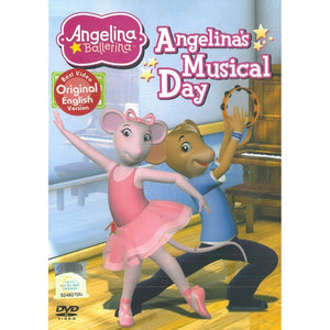 Angelina's Musical Day - Angelina Ballerina