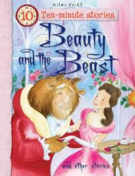 Beauty and the Beast/Puss in Boots and other stories 2 book pack by Miles Kelly