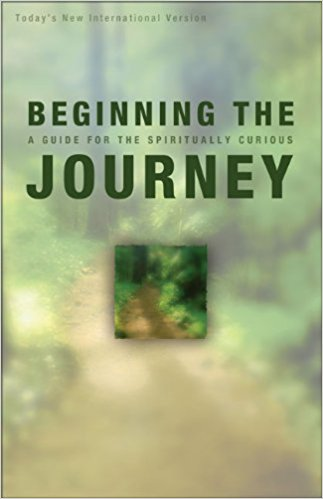Beginning The Journey: A Guide For The Spiritually Curious Zondervan