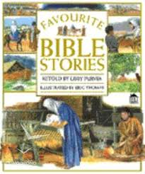 Favourite Bible Stories Retold by Libby Purves