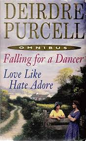 Falling for a Dancer  Love Like Hate Adore  Deidre Purcell Omnibus