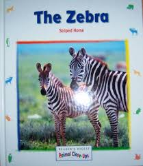 Reader's Digest  Animal Close-ups  The Zebra  Striped Horse