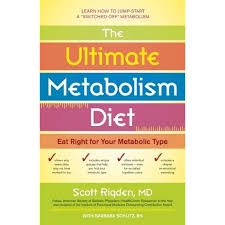 The Ultimate Metabolism Diet  Scott Rigden, MD
