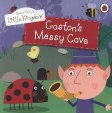 Ben & Holly's Little Kingdom  Gaston's Messy Cave