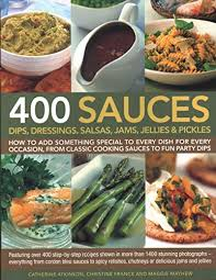 400 Sauces  Catherine Atkinson, Christine France and Maggie Mayhew