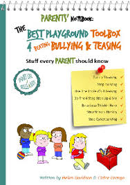 Parent's Notebook The Best Playground Tool-Box 4 fixing Friendships  Helen Davidson & Claire Orange