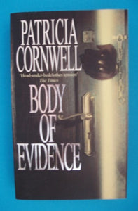 Body of Evidence Patricia Cornwell