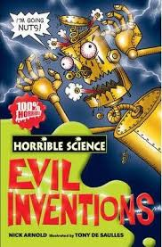 Evil Inventions,  Nick Arnold