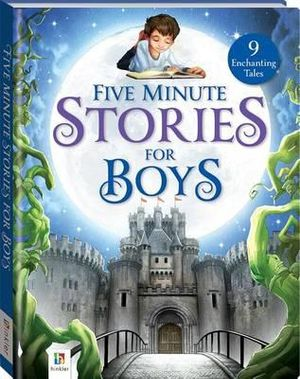 Five-Minute Stories for Boys