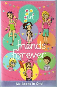 Go Girl Friends Forever, Six Books in One