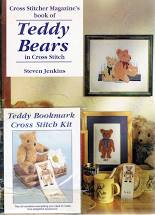 Teddy Bears in Cross Stitch  Steven Jenkins