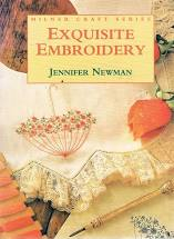 Exquisite Embroidery  Jennifer Newman