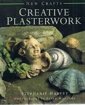 New Crafts  Creative Plasterwork  Stephanie Harvey