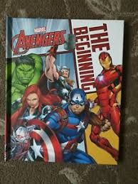 The Beginning  Marvel Avengers