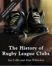 The History of Rugby League Clubs  Ian Collis and Alan Whiticker