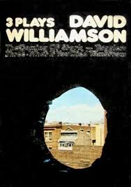 3 Plays  David Williamson