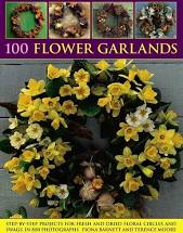 100 Flower Garlands  Fiona Barnett and Terence Moore