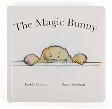 The Magic Bunny  Paddy Comyn and Barry Sheehan