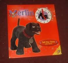 Merlin The Magical Puppy Tell the Time with Merlin