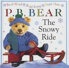 The Snowy Ride  P. B. Bear
