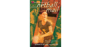 Netball Mail  Bernadette Hellard and Lisa Gibbs