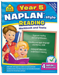 Naplan Style Numeracy  Year 5  Workbook and Tests