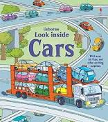 Usborne Look Inside Cars