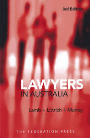 Lawyers in Autralia  Lamb+Littrich+Murray  The Federation Press