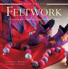 New Crafts  Feltwork  Victoria Brown