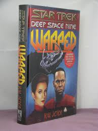 Star Trek Deep Space Nine  Warped  K. W. Jetea