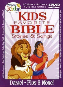 Kids Favorite Bible stories: Daniel  Stephen Elkins