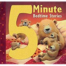 Minute Bedtime Stories  Little Tiger Press