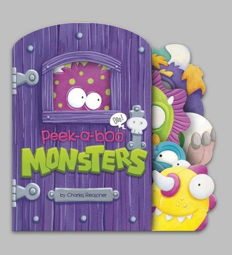 Peek-a-boo Monsters  Charles Reasoner