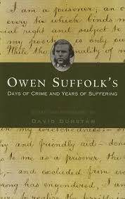 Owen Suffolk's Edited and introduced by David Dunstan