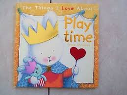 The Things I Love About Playtime  Trace Moroney
