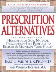 Prescription Alternatives Earl L. Mindell
