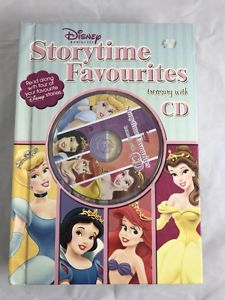 Disney Story Time Favourites Treasury with CD