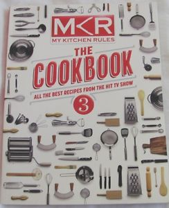 The cookbook 3 My kitchen rules