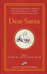 Dear Santa  Edited by Samuel Johnson Oam